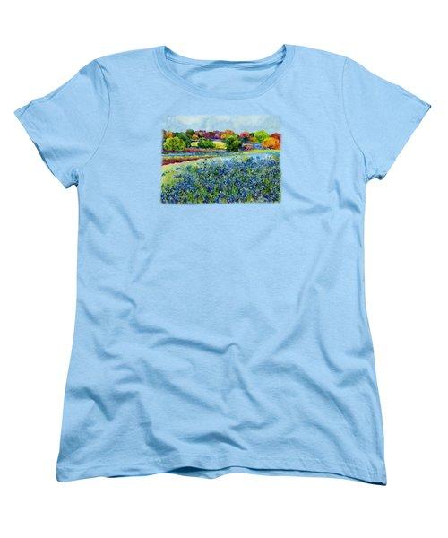 Spring Impressions Women's T-Shirt (Standard Cut)
