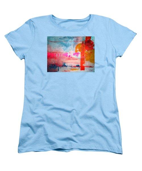 Spring Light North Wind Women's T-Shirt (Standard Cut)