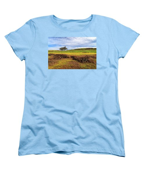 Women's T-Shirt (Standard Cut) featuring the photograph Spring On North Table Mountain by James Eddy