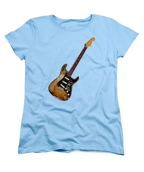 Srv Number One Women's T-Shirt (Standard Cut) by WB Johnston