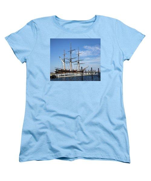 Ssv Oliver Hazard Perry Women's T-Shirt (Standard Cut) by Nancy De Flon