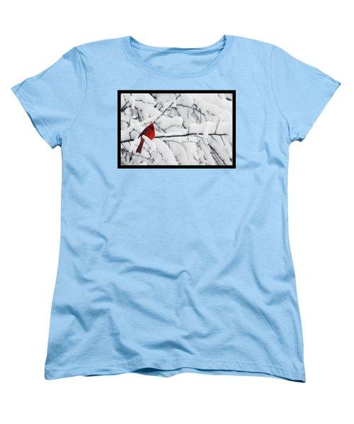Standing Out Women's T-Shirt (Standard Cut) by Shari Jardina