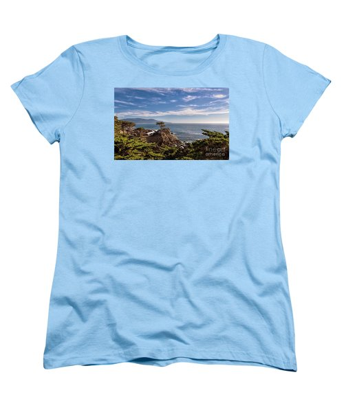 Standing Watch Women's T-Shirt (Standard Cut) by Gina Savage