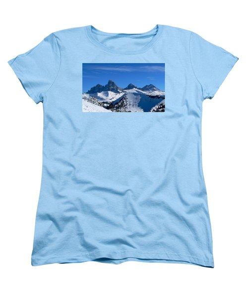 Steve Baugh Bowl Women's T-Shirt (Standard Cut) by Eric Tressler