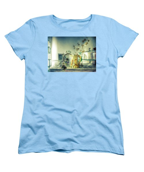 Women's T-Shirt (Standard Cut) featuring the photograph Still, Life Goes On by Wayne Sherriff