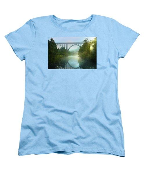 Still Standing Women's T-Shirt (Standard Cut) by Rob Blair