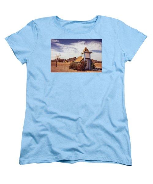Stop Rest Worship Women's T-Shirt (Standard Cut) by Robert Bales