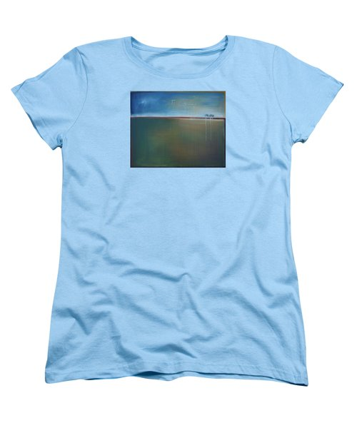Storden Women's T-Shirt (Standard Cut) by Theresa Marie Johnson
