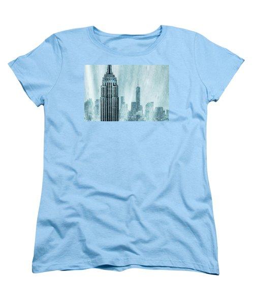 Storm Troopers Women's T-Shirt (Standard Cut) by Az Jackson