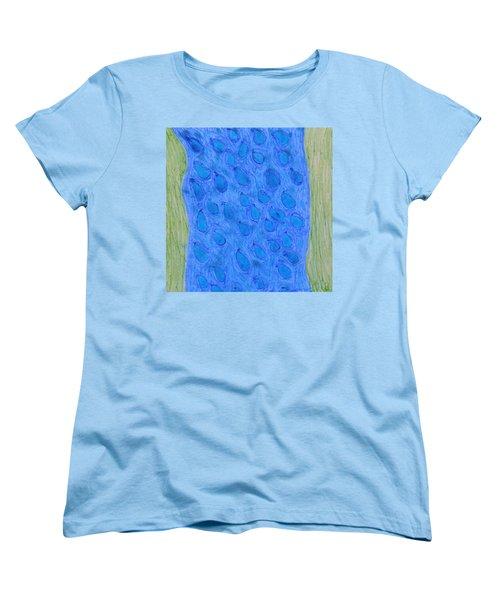Stream Of Blessings Women's T-Shirt (Standard Cut)