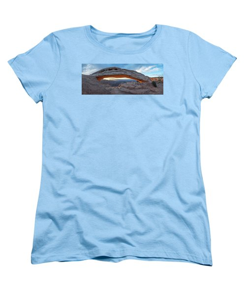 Women's T-Shirt (Standard Cut) featuring the photograph Stuck In A Moment by Dustin LeFevre