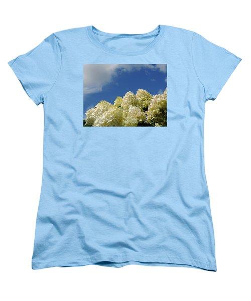 Summer Day Women's T-Shirt (Standard Cut) by Teresa Schomig