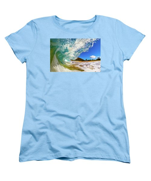 Summer Days Women's T-Shirt (Standard Cut) by James Roemmling
