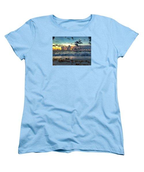 Sun Rays  Women's T-Shirt (Standard Cut)