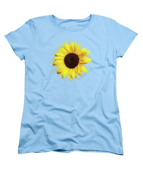 Sunlover Women's T-Shirt (Standard Cut) by Gill Billington