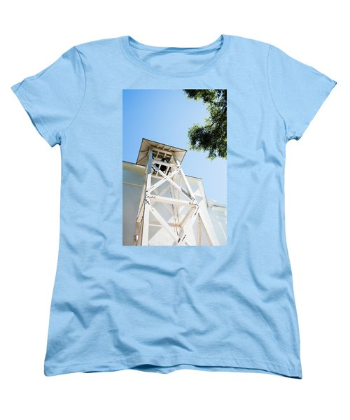 Women's T-Shirt (Standard Cut) featuring the photograph Sunny Game Day In Athens by Parker Cunningham