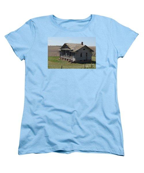 Sunnyside Dist #35 Women's T-Shirt (Standard Cut) by Renie Rutten