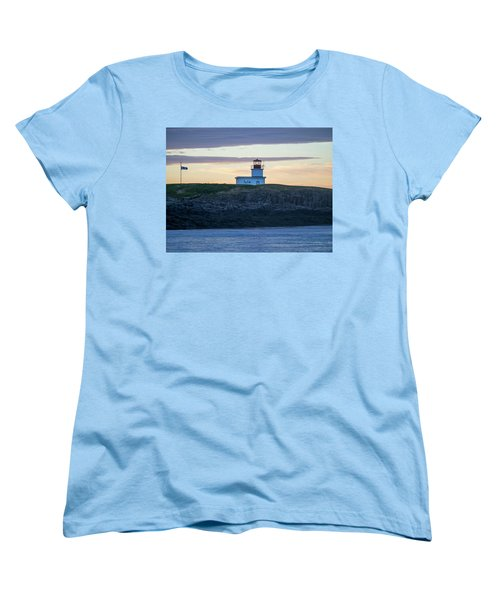 Sunset Nova Scotia  Women's T-Shirt (Standard Cut) by Trace Kittrell