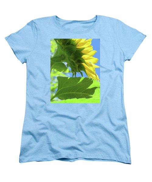 Sunshine In The Garden 19  Women's T-Shirt (Standard Cut) by Brooks Garten Hauschild
