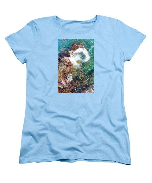Surfacing Women's T-Shirt (Standard Cut)