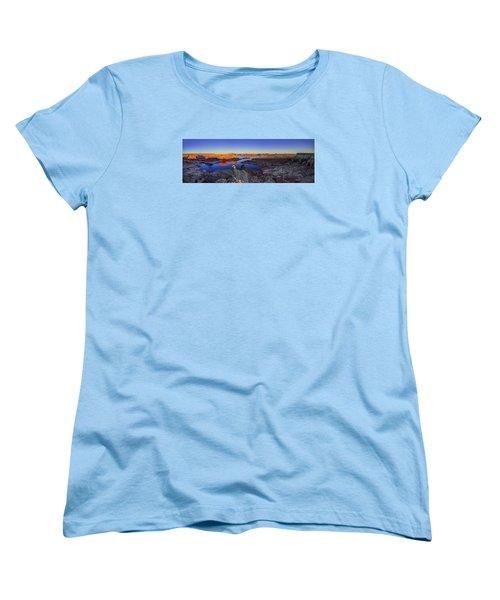 Surreal Alstrom Women's T-Shirt (Standard Cut) by Chad Dutson