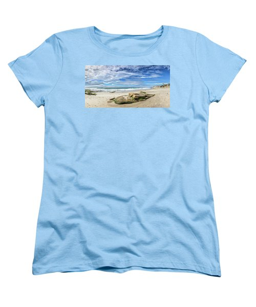 Women's T-Shirt (Standard Cut) featuring the photograph Surrounded By Beauty by Peter Tellone