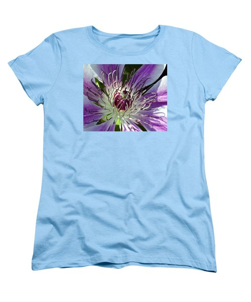 Women's T-Shirt (Standard Cut) featuring the photograph Sweet Nelly by Baggieoldboy
