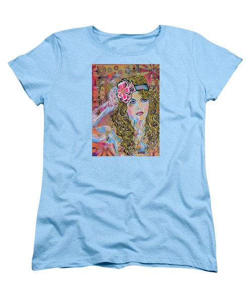 Swift Women's T-Shirt (Standard Cut) by Heather Wilkerson