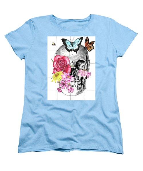 Symbol Of Change 2 Women's T-Shirt (Standard Cut) by Heidi Kriel