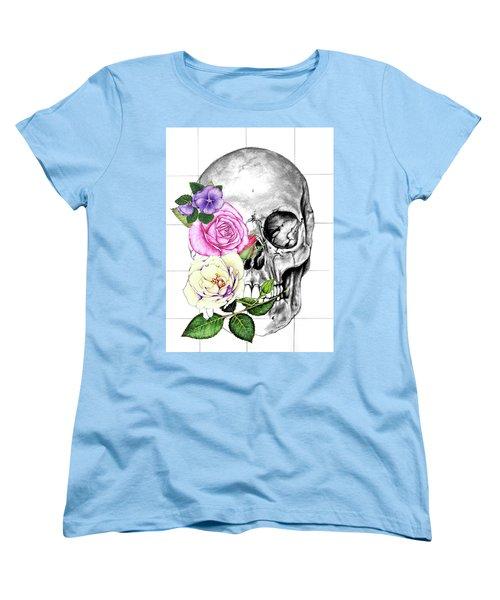 Symbol Of Change Women's T-Shirt (Standard Cut) by Heidi Kriel