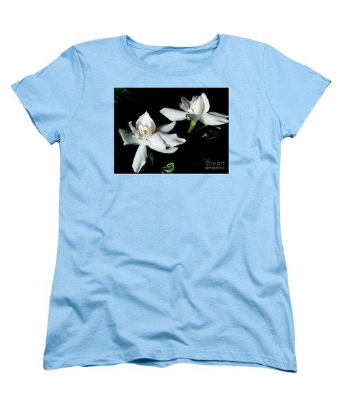 Tahitian Gardenia Women's T-Shirt (Standard Cut)