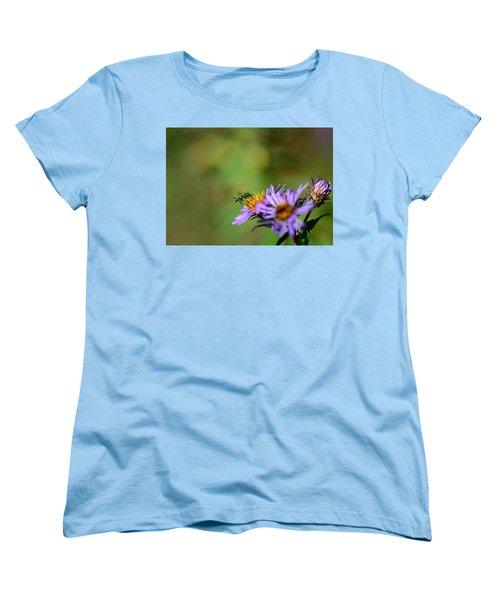 Takeoff Women's T-Shirt (Standard Cut) by Janet Rockburn