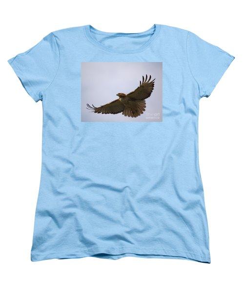 Taking Survey Women's T-Shirt (Standard Cut) by Robert Pearson