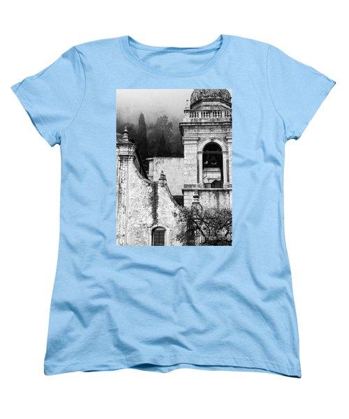 Taormina Church Detail Women's T-Shirt (Standard Cut) by Silvia Ganora