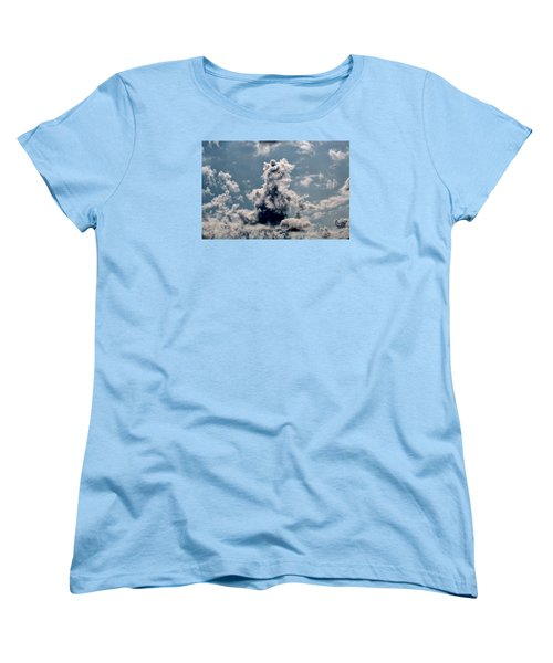 Women's T-Shirt (Standard Cut) featuring the photograph Teddy Bear by Leif Sohlman