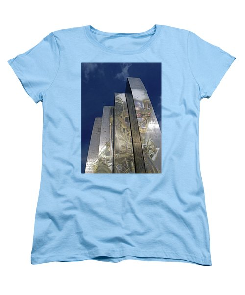 Women's T-Shirt (Standard Cut) featuring the photograph Termination by Christopher McKenzie