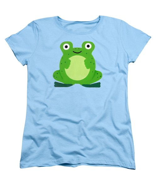 Tfrogle Women's T-Shirt (Standard Cut) by Oliver Johnston