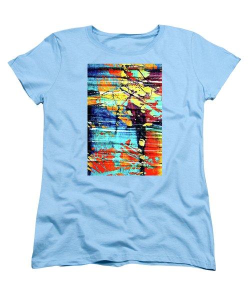 Women's T-Shirt (Standard Cut) featuring the photograph That Beauty You Possess by Danica Radman