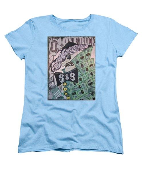 The Almighty Buck Women's T-Shirt (Standard Cut)