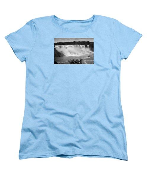 The American Falls Women's T-Shirt (Standard Cut)