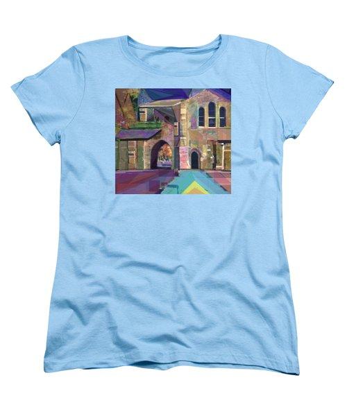 The Annex Women's T-Shirt (Standard Cut) by Vickie G Buccini