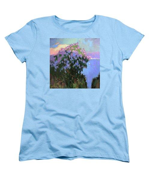 The Aroma Of Wandering Women's T-Shirt (Standard Cut) by Anastasija Kraineva