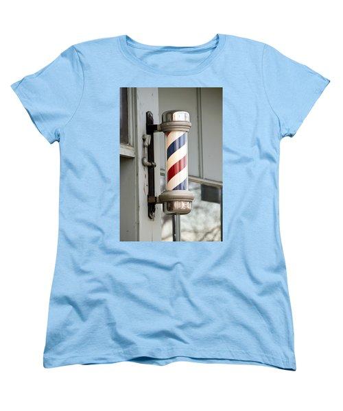 The Barber Shop 4 Women's T-Shirt (Standard Cut)