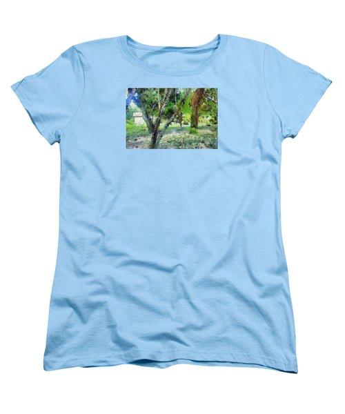 The Beauty Of Trees Women's T-Shirt (Standard Cut) by Ashish Agarwal