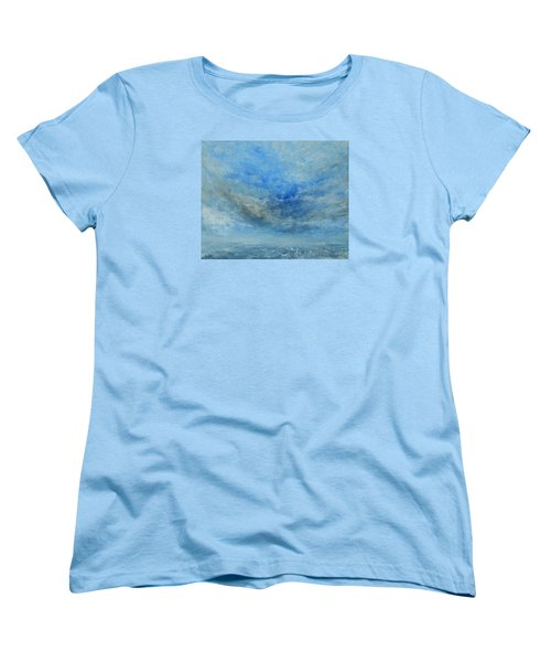 The Best Is Yet To Come Women's T-Shirt (Standard Cut) by Jane See