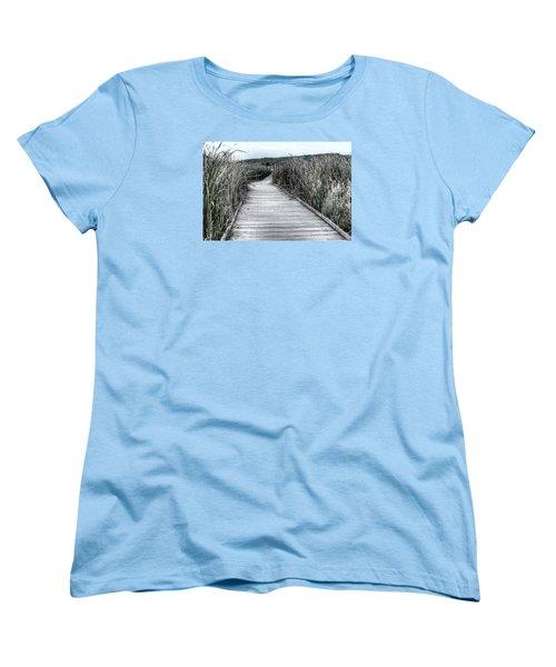 The Boardwalk Women's T-Shirt (Standard Cut)