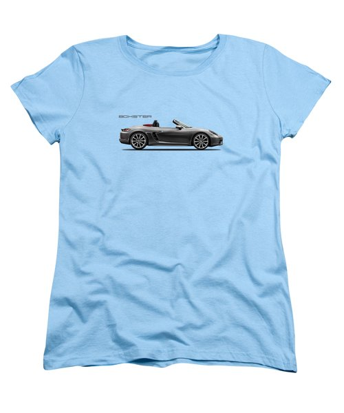 The Boxster Women's T-Shirt (Standard Fit)