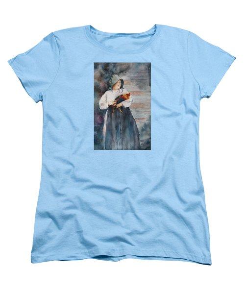 The Capture Of Beauregard Women's T-Shirt (Standard Cut) by Patsy Sharpe