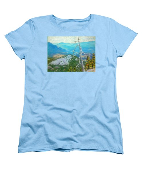 The  Chief  Women's T-Shirt (Standard Cut) by Rae  Smith