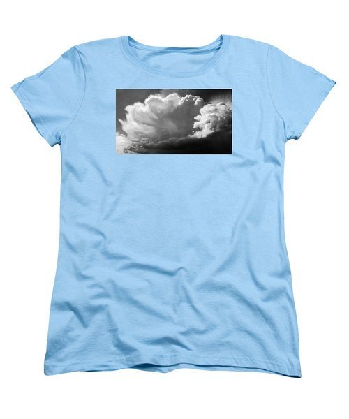 The Cloud Gatherer Women's T-Shirt (Standard Cut) by John Bartosik